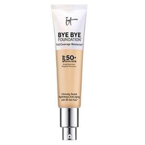 It Cosmetics Bye Bye Foundation Moisturizer spf 50